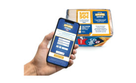 Kraft Heinz cheese smart packaging