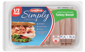 Land O Frost Simply Delicious lunch meat