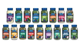 Litehouse Freeze Dried Herbs packaging