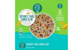 Path of Life Southwest Mango Quinoa Blend new packaging