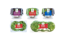 Pete's Living Greens new packaging