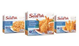 SeaPak packaging