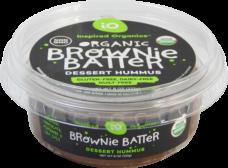 Skidmore Studio Inspired Organics brownie batter dessert hummus