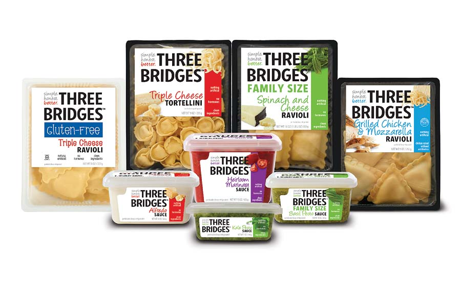 Three Bridges family of products