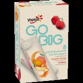 Yoplait Go Big yogurt