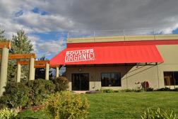 Boulder Organic soup facility