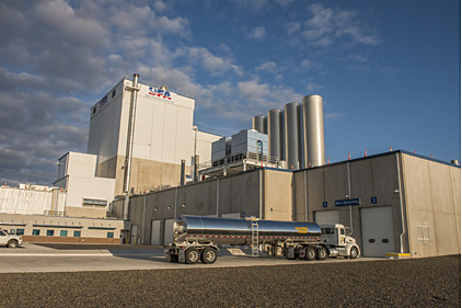 Dairy Farmers Of America Opens Dry Milk Processing Plant