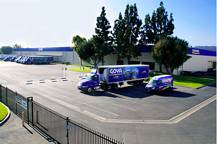 Goya Foods west coast HQs