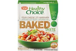 Healthy Choice baked ziti