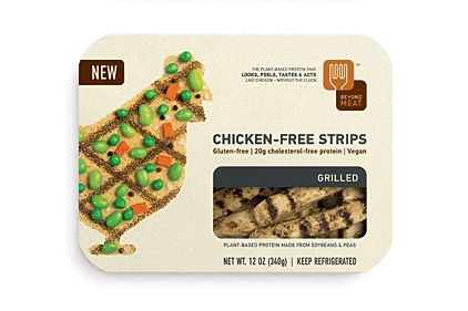 Packaged Facts Meat Alternatives Lead Innovation In Vegetarian