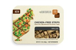 Beyond Meat grilled strips