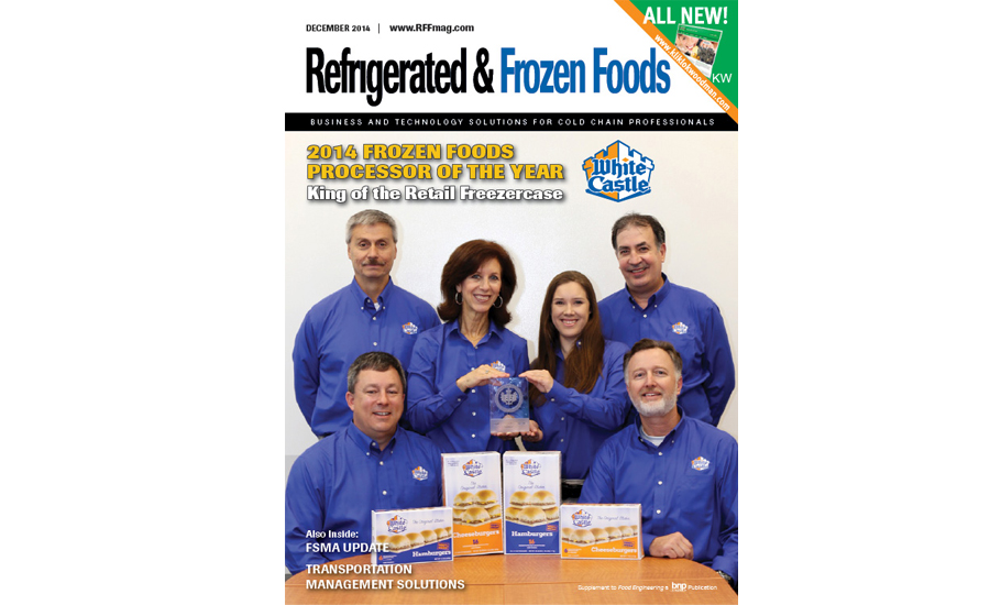 Processor of Frozen Foods