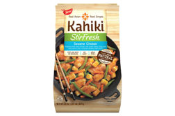 Kahiki steam and serve bags