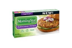 Morning Star meatless patties