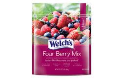 Nature's Frozen Foods berry mix