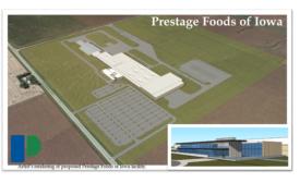 Prestage Foods Iowa plant