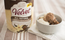 Velvet Ice Cream product shot