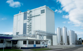 Fonterra earthquake proof building