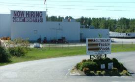 Southeast Frozen Foods facility