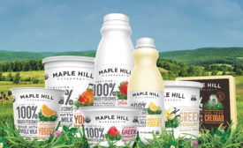 Maple Hill Creamery new pkg