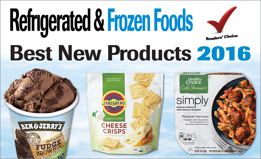 The Top 5 Winners Will Be Featured In Refrigerated Frozen Foods Annual State Of Industry Report April 29 2016 Keywords Best New Products