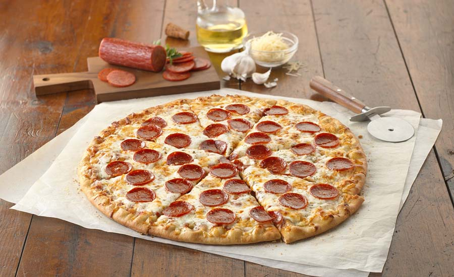 Best Frozen Pizza 2020.Par Baked Pizza For K 12 Schools 2017 03 09 Refrigerated