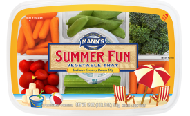 Mann Packing summer trays