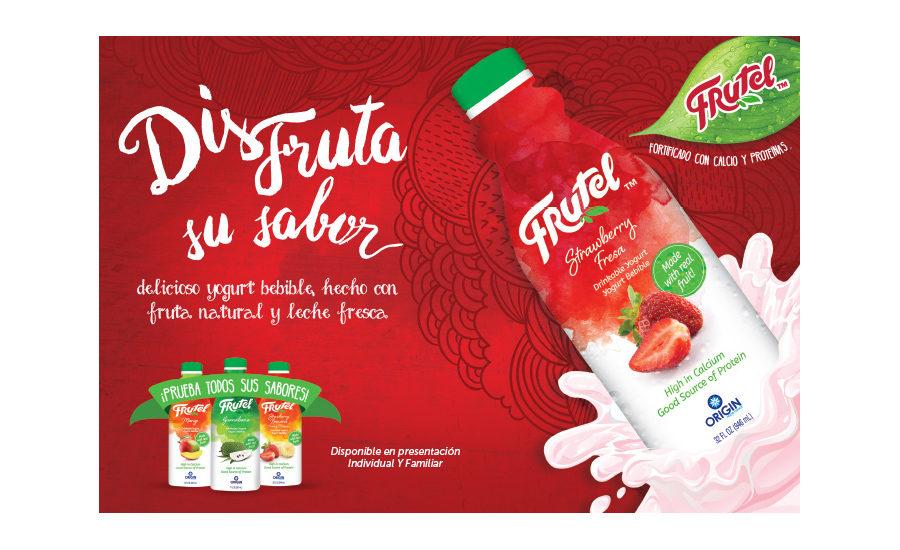 Diaz Foods acquires drinkable yogurt brand Frutel | 2016-11