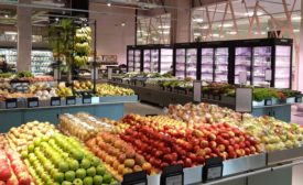 Kroger Infarm indoor produce