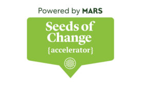 Mars Seeds of Change accelerator