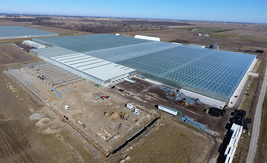 greenhouse naturefresh distribution center open grown frozen food packaging refrigerated site refrigeratedfrozenfood