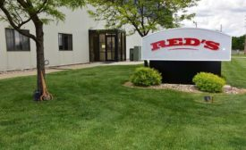 Red's manufacturing facility