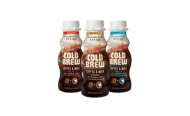 Shamrock Farms cold brew