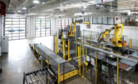 Tyson Foods Tyson Manufacturing Automation Center