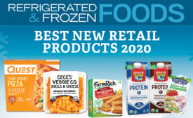 Refrigerated & Frozen Foods Best New Retail Products 2020