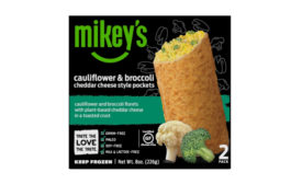 Mikey's Cauiflower Cheddar Cheese Pockets