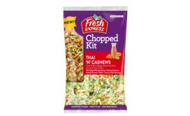 Thai chopped salad kit