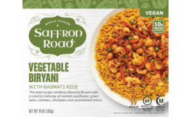 Vegetable Biryani - Saffron Road