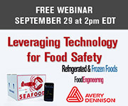 Food Safety Webinar