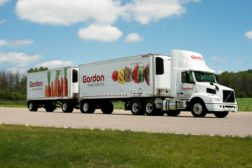Gordon Food Service trucks