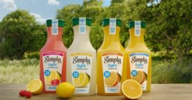 Simply Light juice