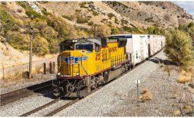 default Union Pacific rail