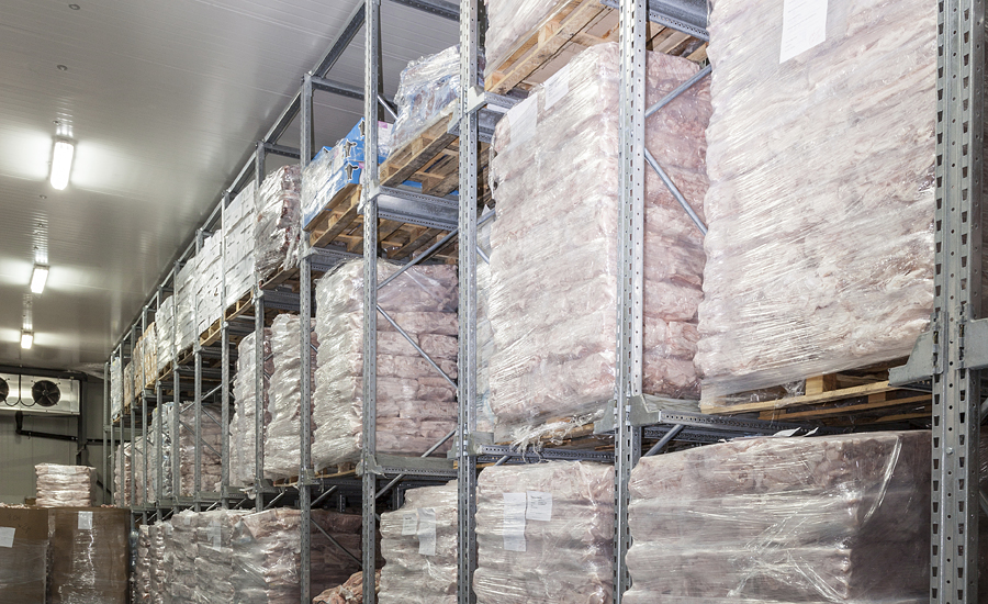 Efficient Cold Storage Services