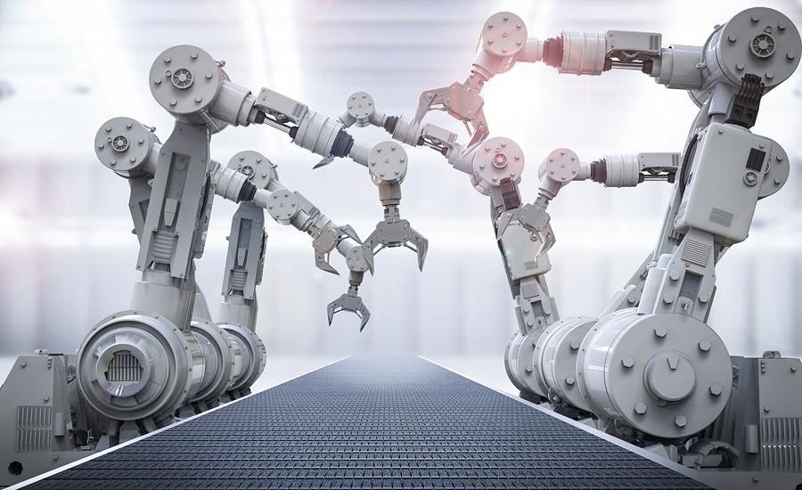 Resultado de imagen de robot industry