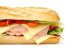 default sandwiches