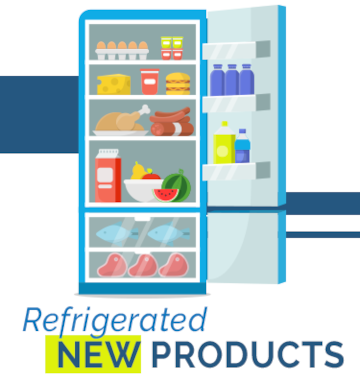 Refrigerated New Products