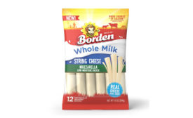 Borden string cheese shreds