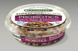 Cedarlane Superfood Salads Black Bean & Chickpea