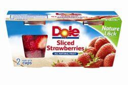 Dole frozen fruit
