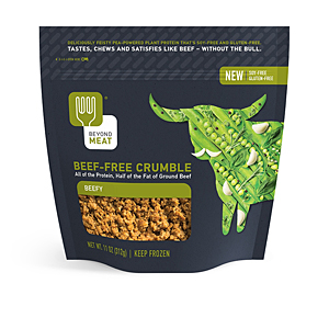 Beyond Meat beef free crumbles